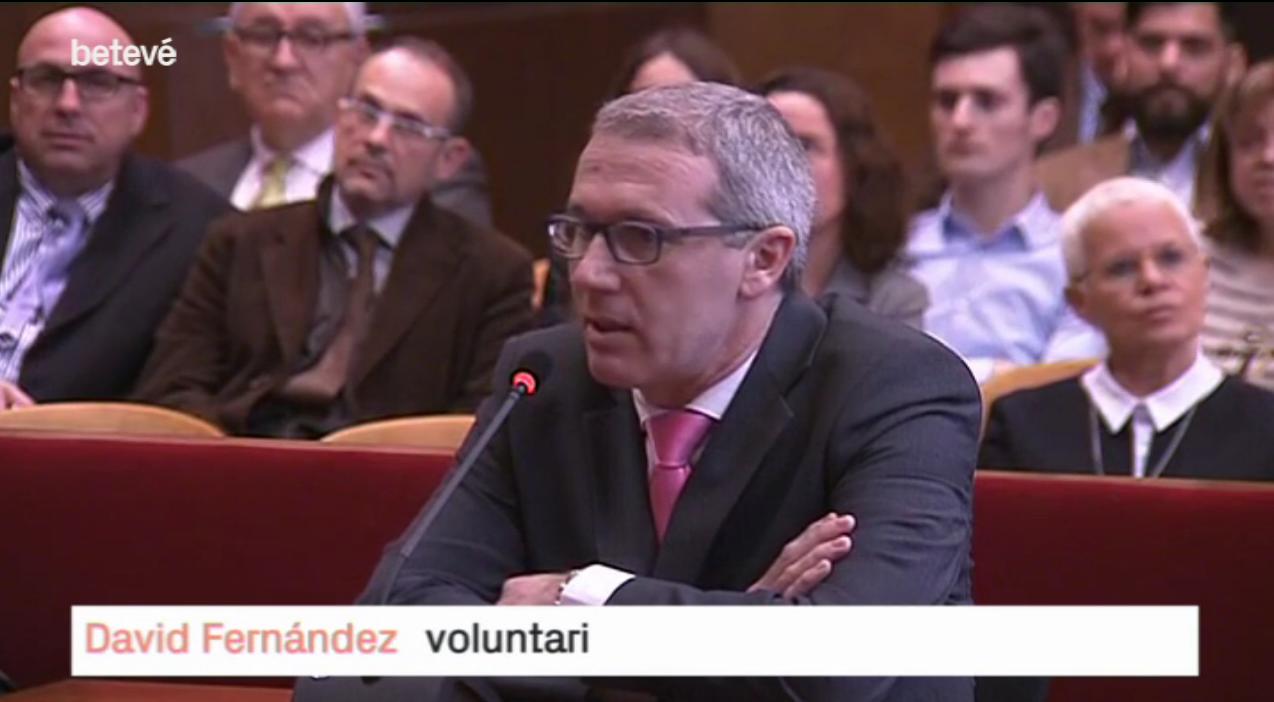 El Vicepresident del CCN declara com a testimoni de la defensa de Mas, Ortega i Rigau en el judici del 9N.